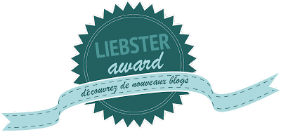 liebster award discover new blog logo
