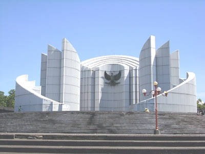 Monumen Perjuangan Rakyat Jawa Barat - Jl. Dipatiukur
