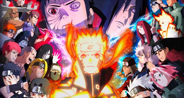 Descargar Naruto Shippuden 001 - 500 Sub-Español [MEGA]