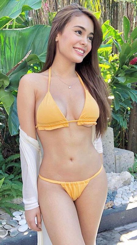 ivana alawi sexy bikini photos