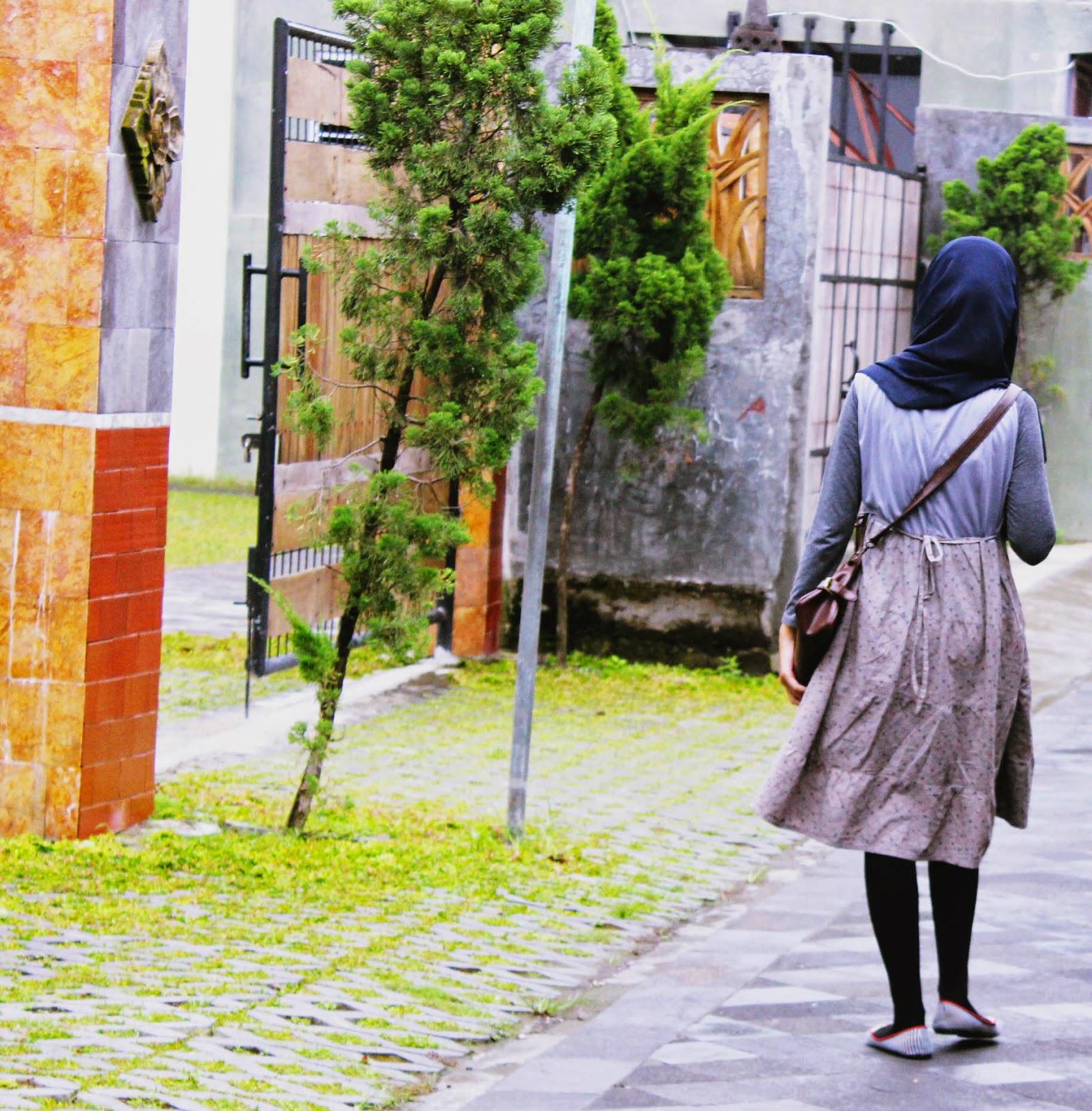 Wear Tights With Hijab