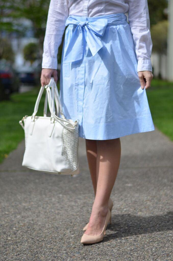 blue-midi-skirt