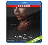 El Conjuro 2: El Caso Enfield (2016) Full HD BRRip 1080p Audio Dual Latino/Ingles 5.1