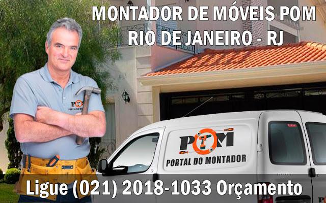 Montagem de Móveis Rio de Janeiro RJ (021) 2018-1033