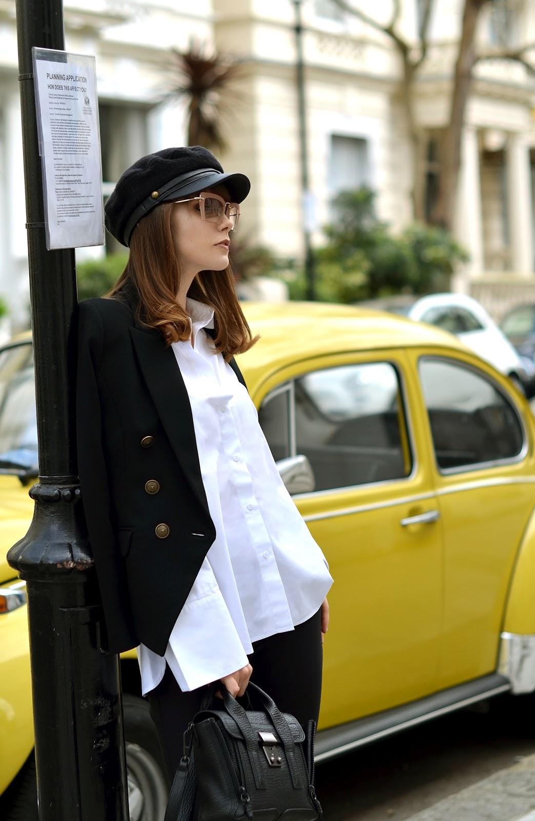 stylizacja do pracy | jak sie ubrac do pracy | blogi modowe | blogerka modowa | blog z krakowa | kamila mraz | cammy blog | psychologia | przemyslenia na blogu | okulary miu miu