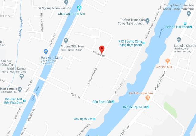 Bán nhà đường Mai Hắc Đế phường 15 quận 8 giá rẻ, chỉ 1,4 tỷ