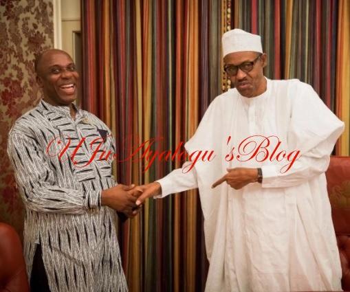 "APC Renames Rotimi Amaechi as ""Mr. Railway of Nigeria"", Congratulates President Buhari"