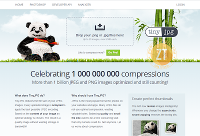 Kompres Foto (JPG & PNG) Tanpa Software | HP & Komputer