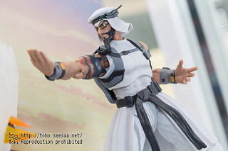 "S.H.Figuarts Cammy y Rashid de ""Street Fighter V"" -  Tamashii Nations"