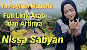 Download Lagu Sabyan Ya asyiqol Musthofa MP3 - Download Lagu