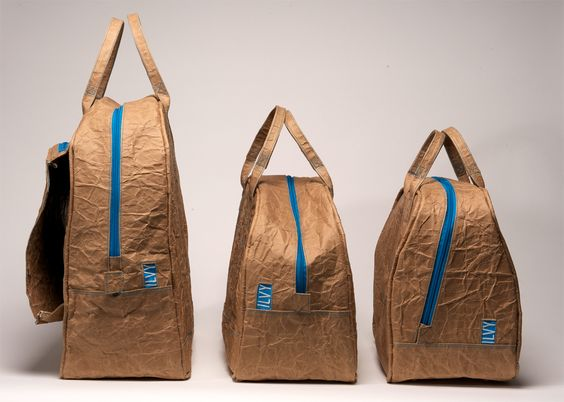 papierowe torby - tutorial