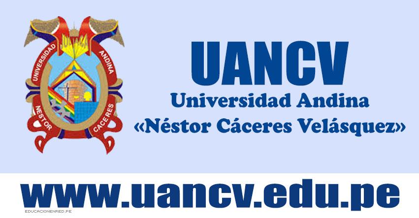 Resultados Examen UANCV 2017-2 (Domingo 27 Agosto) Ingresantes Admisión UANDINA - Universidad Andina Néstor Cáceres Velásquez (Sedes: Juliaca, Puno, Azángaro, Ayaviri, Ilave) www.uancv.edu.pe