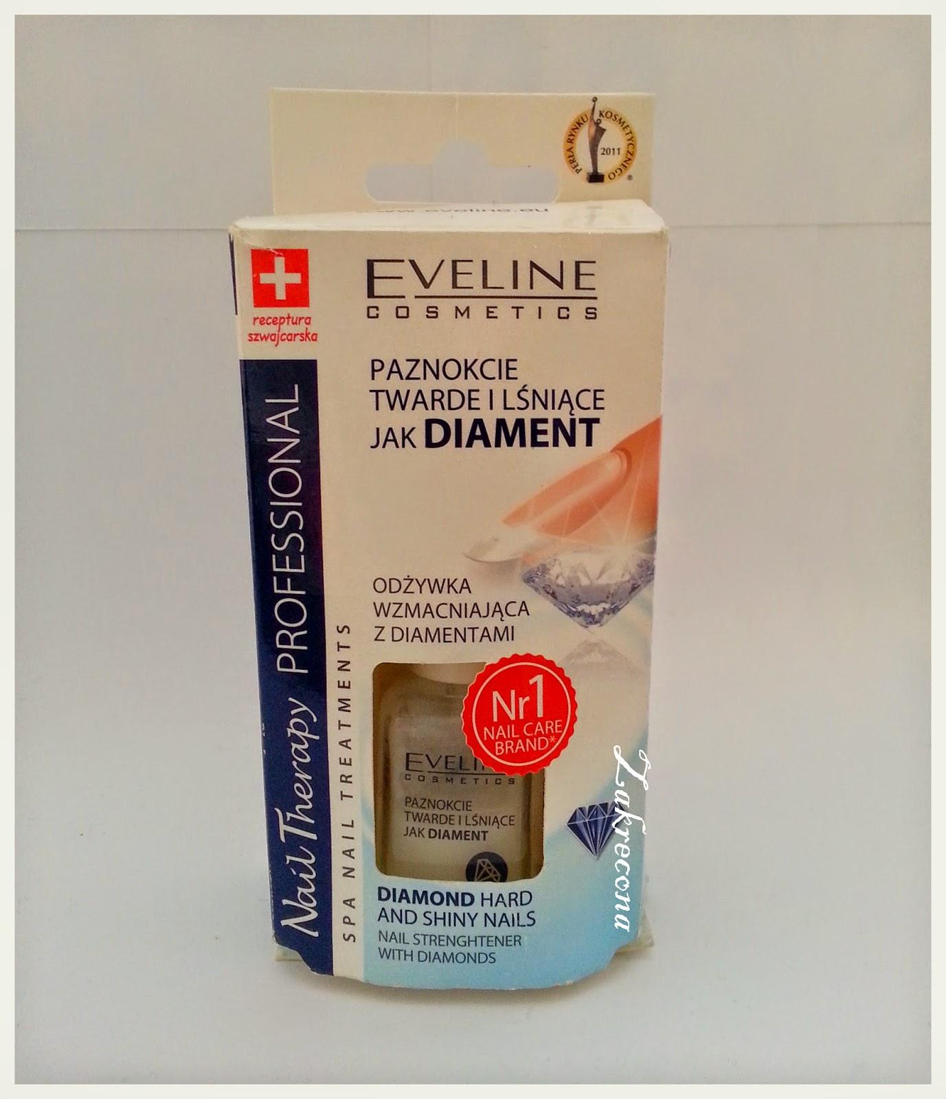 Odżywka Eveline, Paznokcie twarde jak diament - jak działa?