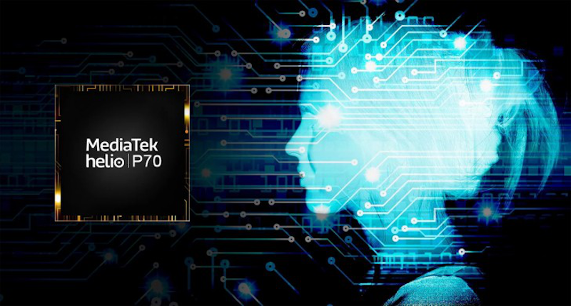 MediaTek Helio P70 with more advanced AI hardware will come soon