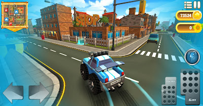 Cartoon Hot Racer Apk for Android