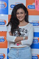 Cute Actress Misti Chakravarthi at Babu Baga Busy Team at Radio City ~  Exclusive 8th April 2017 039.JPG