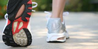 Cara bakar kalori lebih banyak dengan berjalan kaki