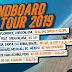 DRI SANDBOARD WORLD TOUR 2019