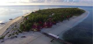 Wisata Pantai dan Bawah Laut Kepulauan Selayar, Taman nasional Takabonerate