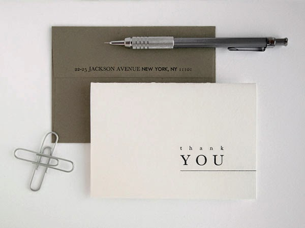 Wedding Thank You Card Ideas