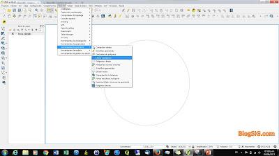 Como cambiar de lineas a Poligonos en QGIS 2