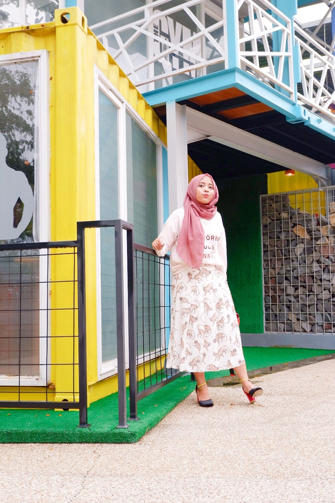 Hotel lucu di Malang