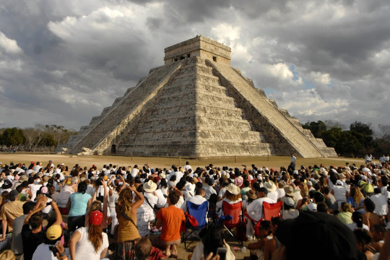 Mexico expecting millions to visit for 2012 solstice