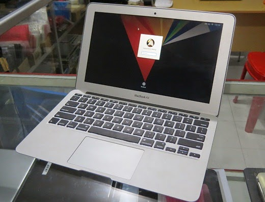 jual Macbook Air Mid 2013