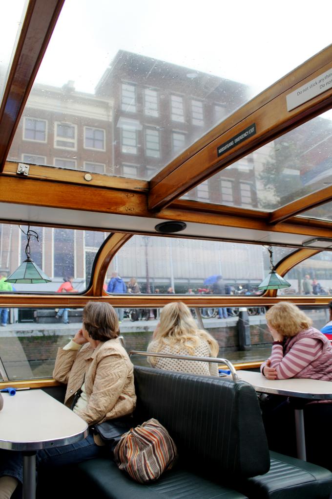 Amsterdam Canal Cruise - The Wayfarer
