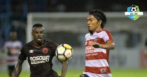 Hasil & Klasemen Liga 1 2018 Pekan 11