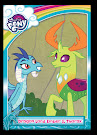 My Little Pony Dragon Lord Ember & Thorax Series 5 Trading Card