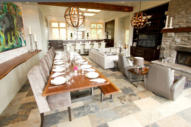 Inspired Living Wednesday Special Feature House Of Bryan On The Rocks