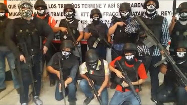 La guerra entre Carteles y el control por la palza en Veracruz
