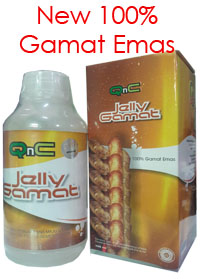 produk qnc jelly gamat