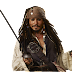 PNG Jack Sparrow (Pirates of the Caribbean, Piratas do Caribe)