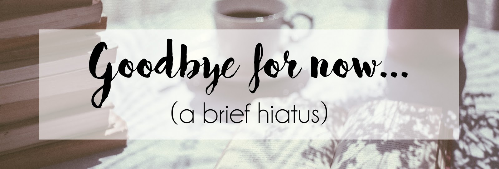 We're going on hiatus | Cornerfolds