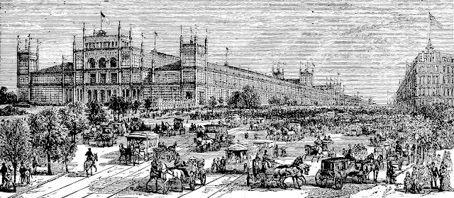 image Centennial Exhibition of 1876 Main Building