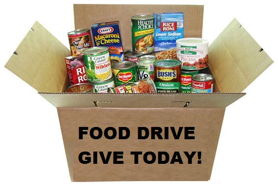 What To Bring To A Canned Food Drive