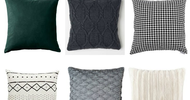 Where To Buy Cheap Throw Pillows Under $20