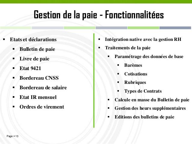 DES MAROC SALAIRES DE CNSS BORDEREAU DECLARATION TÉLÉCHARGER