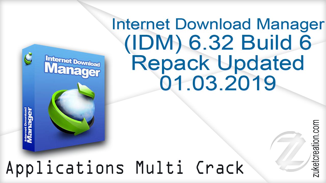 idm 6.32 build 6 patch download