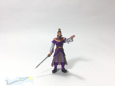 mô hình nhân vật Tam Quốc Chí tào tháo