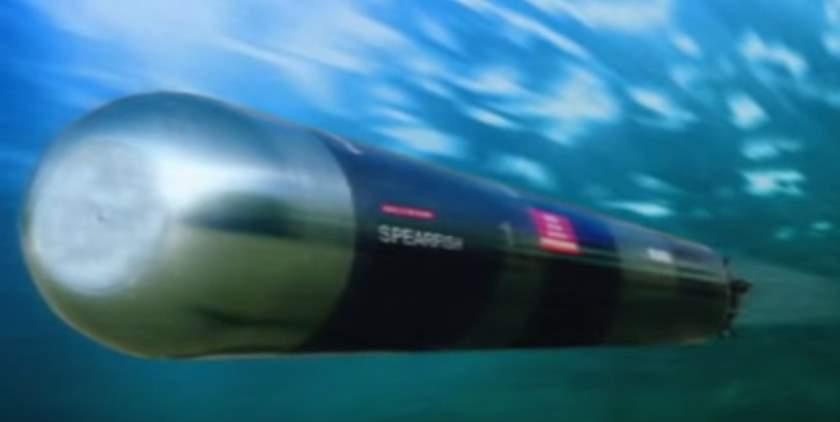 Gambar torpedo canggih