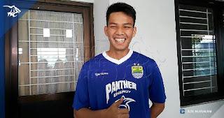 Persib Bandung Rekrut Pemain Muda Baru