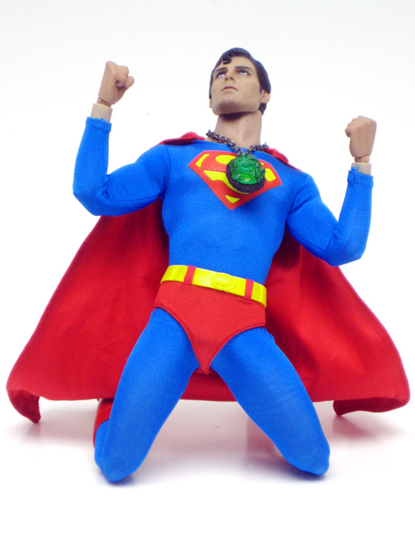 Home: Hot Toys Christopher Reeve as SUPERMAN