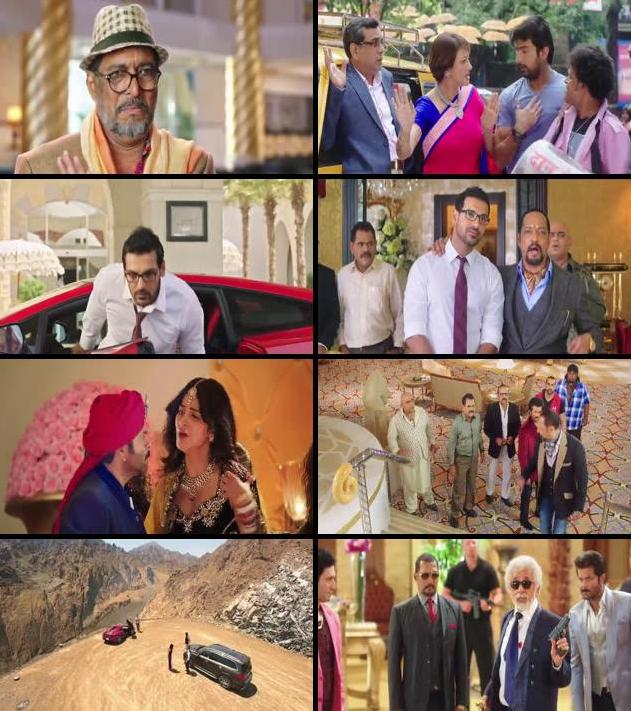 Welcome Back 2015 Hindi 480p WEB HDRip 400mb