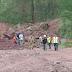 Trabalhadores são soterrados em Blumenau, SC