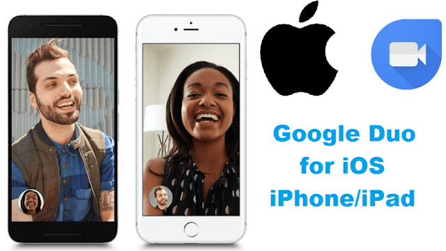 Google duo for iphone