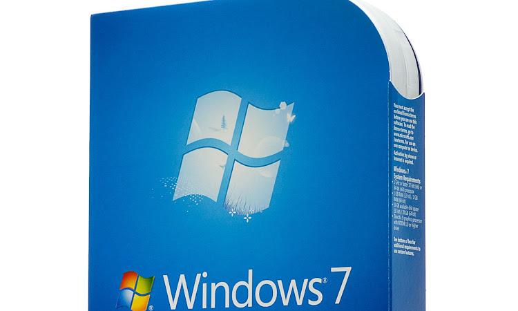 WINDOWS 7 PROFESSIONAL 32&64 BIT