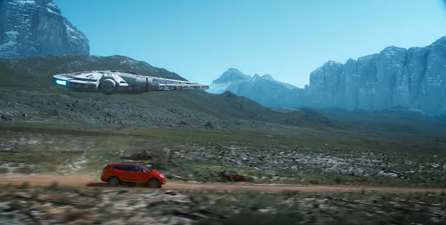 renault star wars solo advert